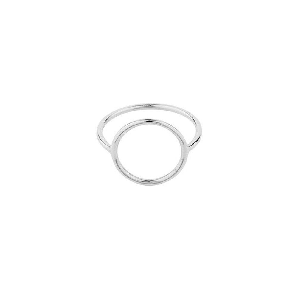 Halo Ring - Silver