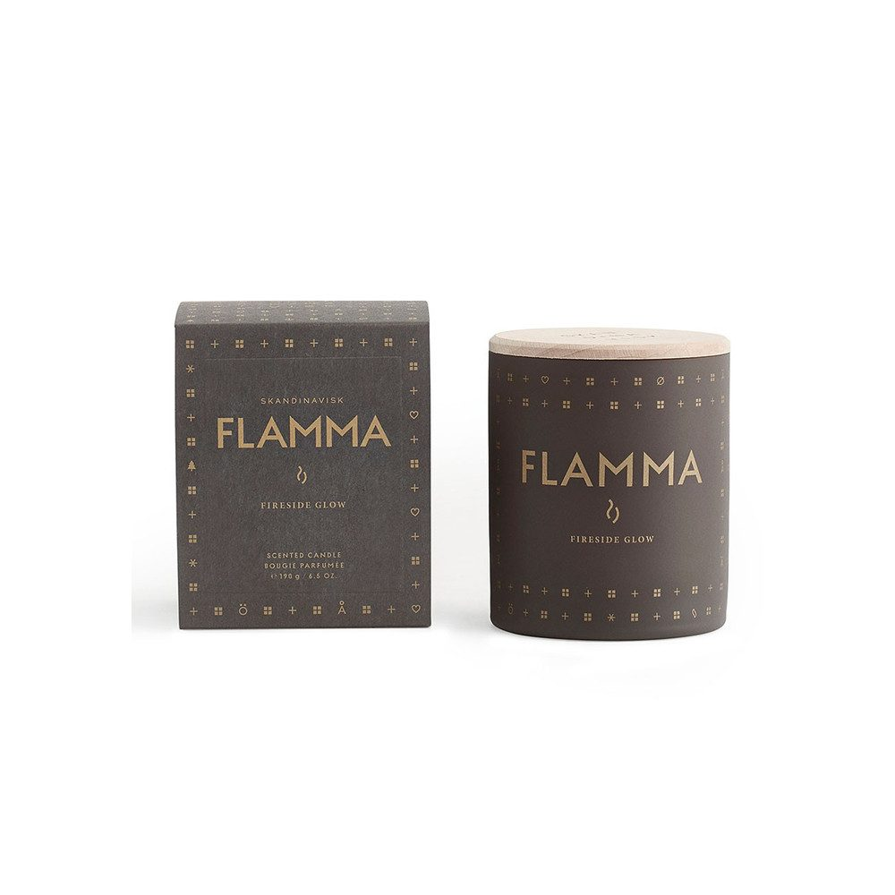 Scented Candle - Flamma