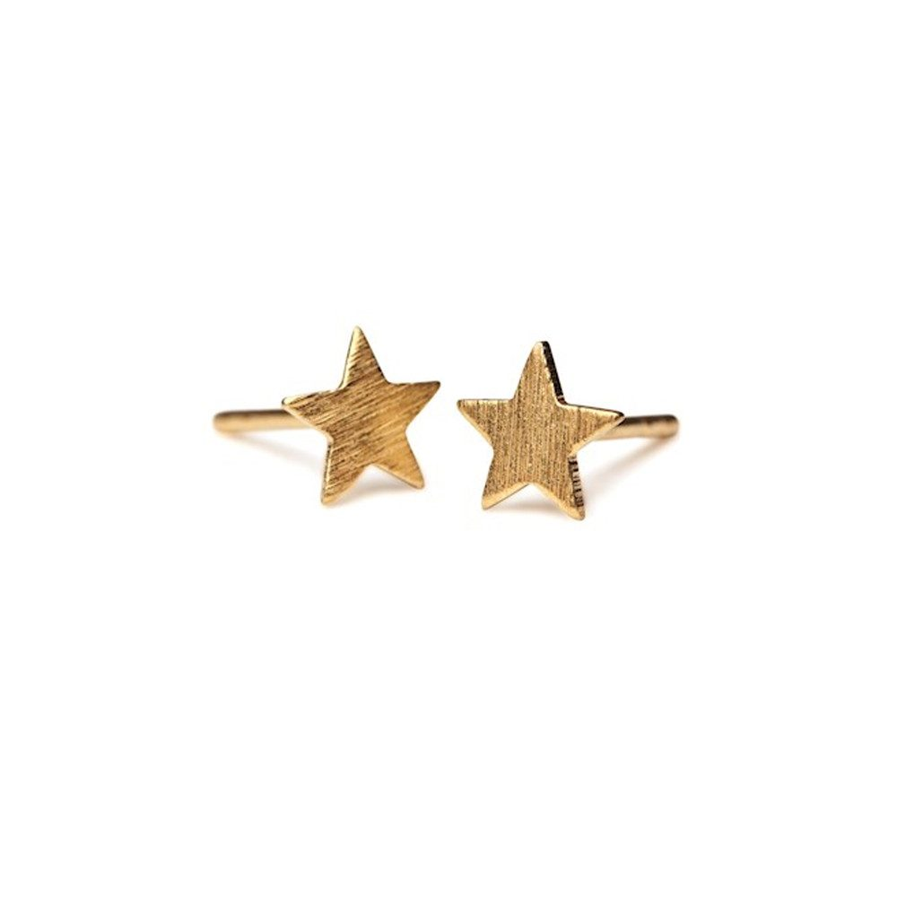 Small Star Sticks - Gold