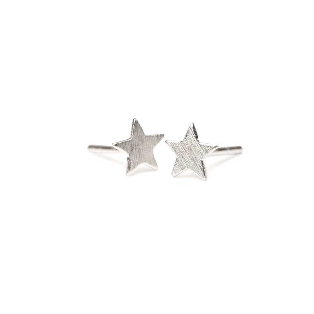 Small Star Sticks - Silver