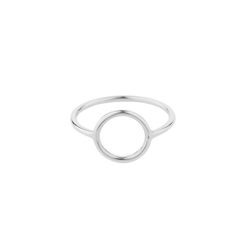 Halo Ring Small - Silver