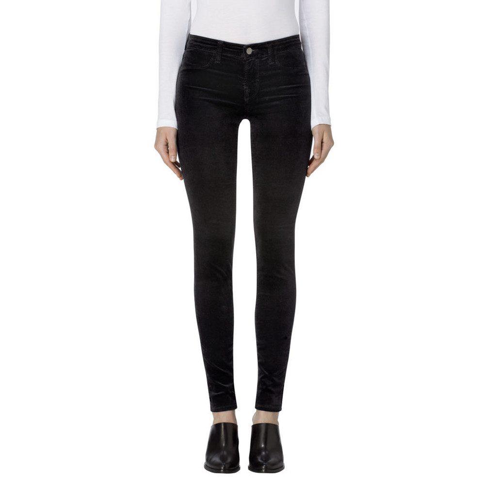 815 Super Skinny Mid Rise Jeans â Black Velvet