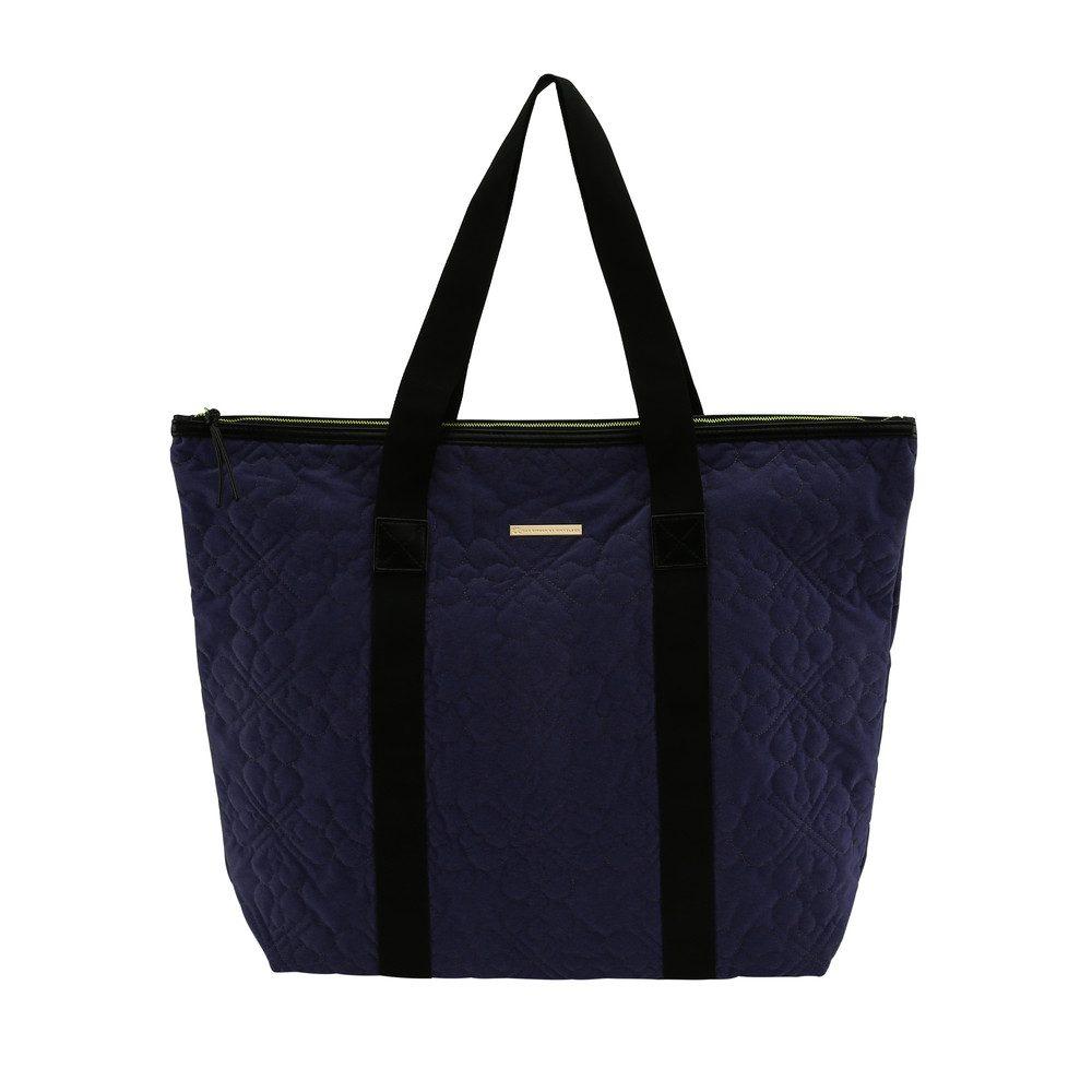 Day Gweneth QV Flower Velvet Bag - Midnight