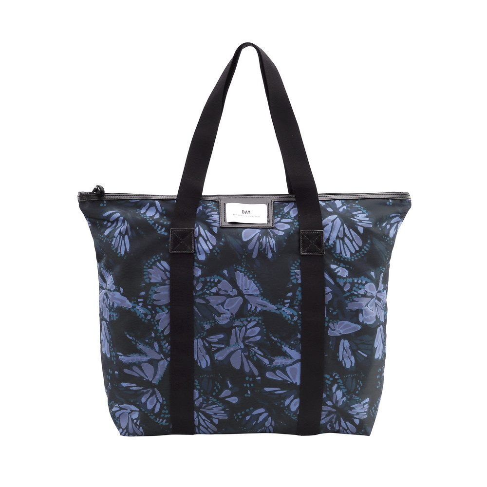 Day Gweneth P Fly Bag - Blue Whirl