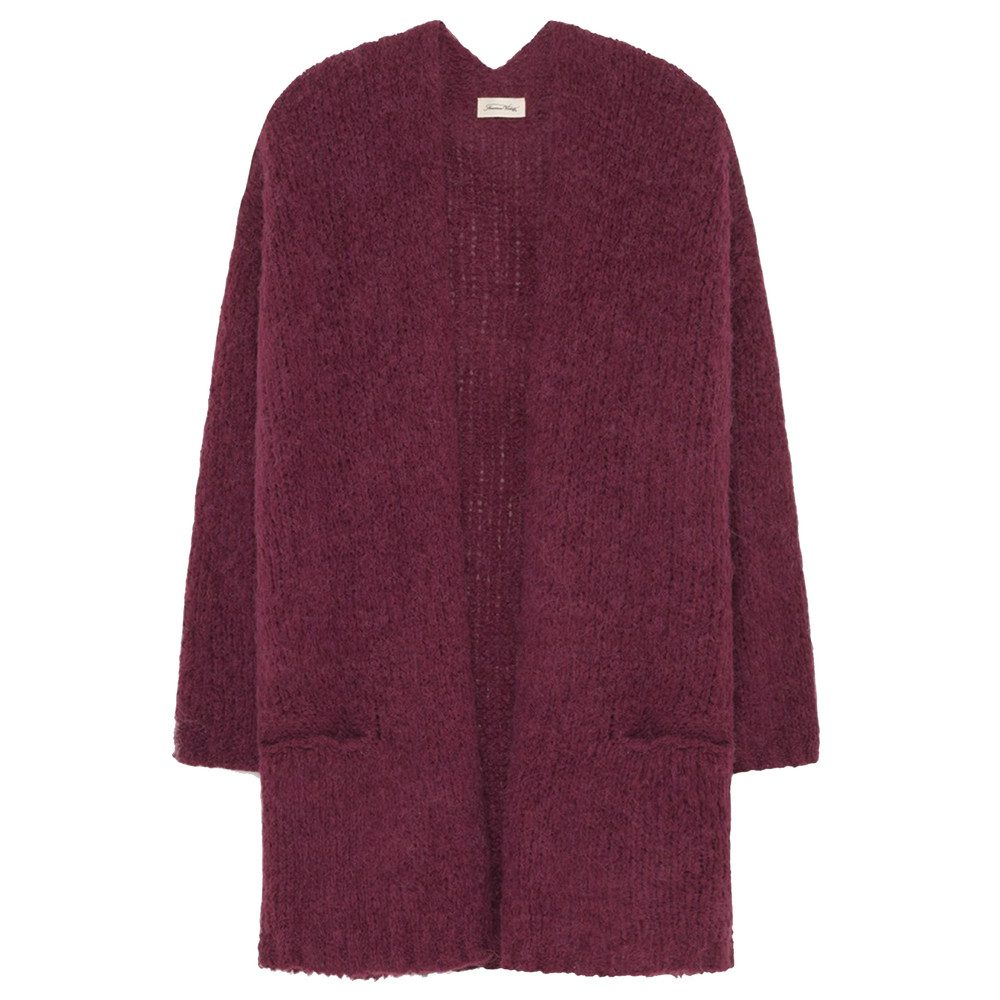 Boolder Cardigan - Grape