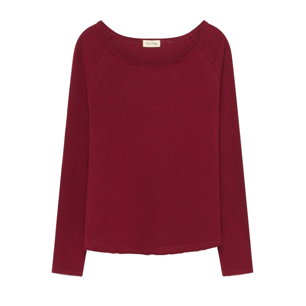Sonoma Long Sleeve Tee - Grenadine