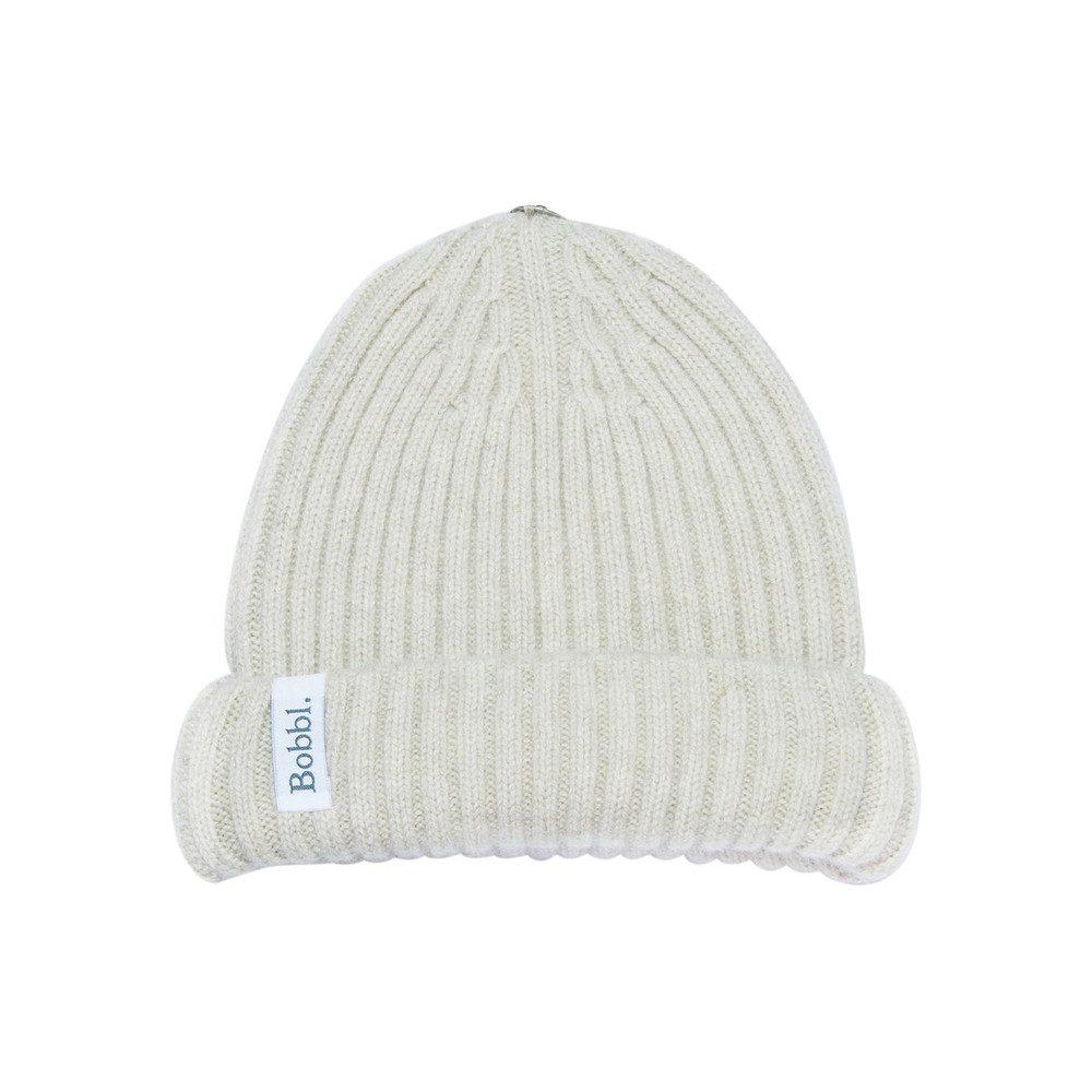 Bobbl Cashmere Hat - Beige