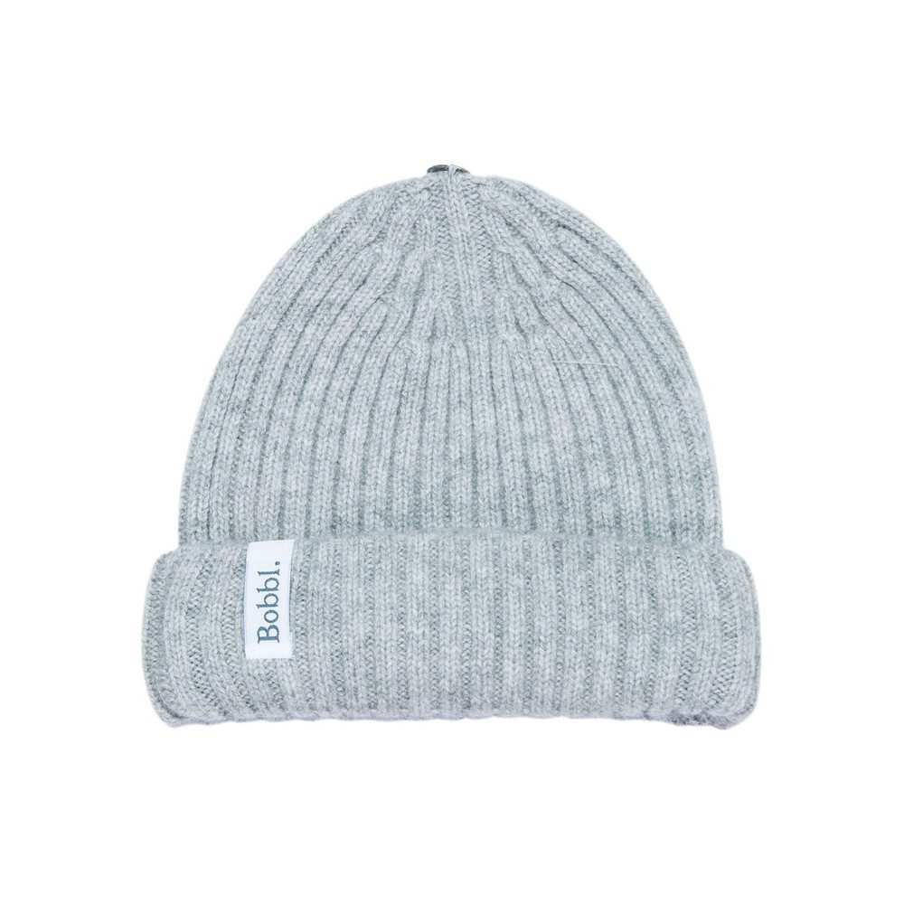 Bobbl Cashmere Hat - Grey