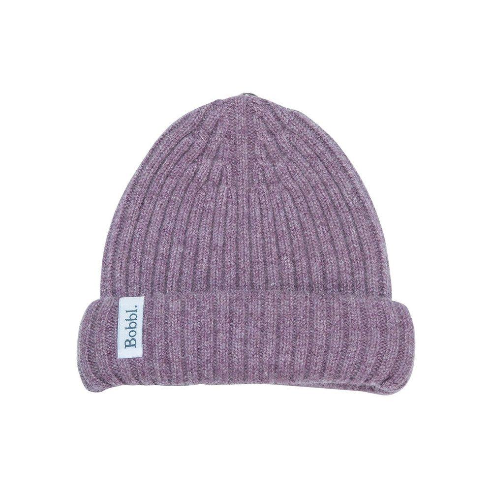 Bobbl Cashmere Hat - Pink
