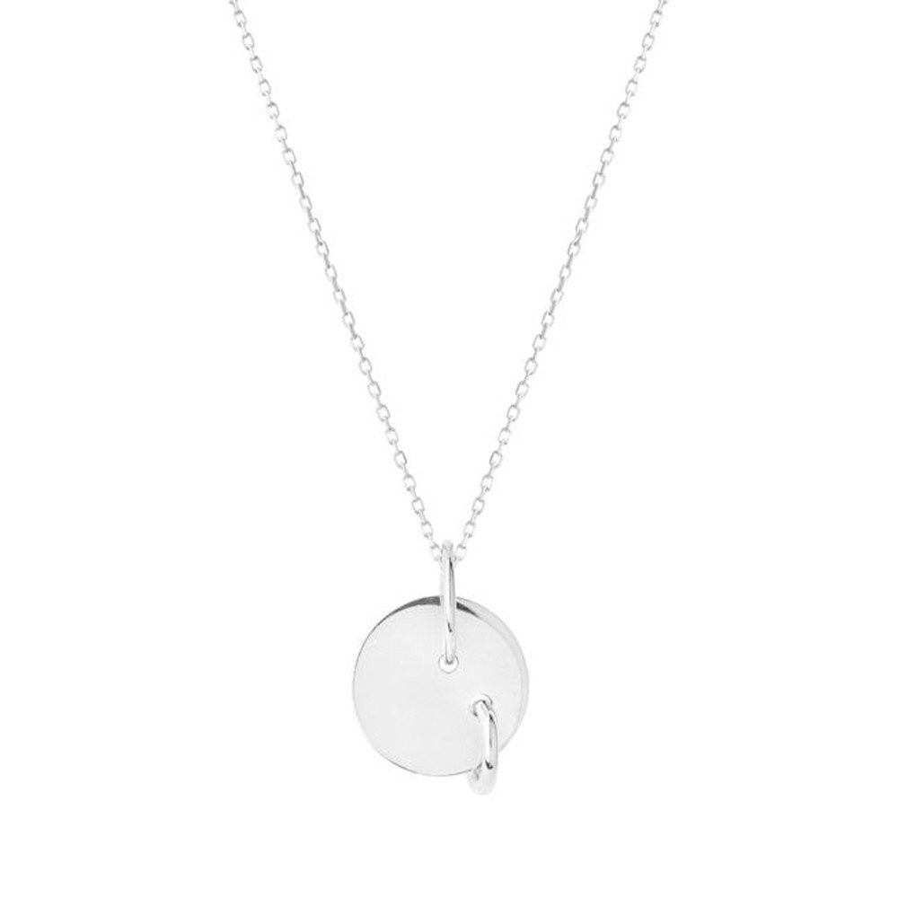 Edison Necklace - Silver
