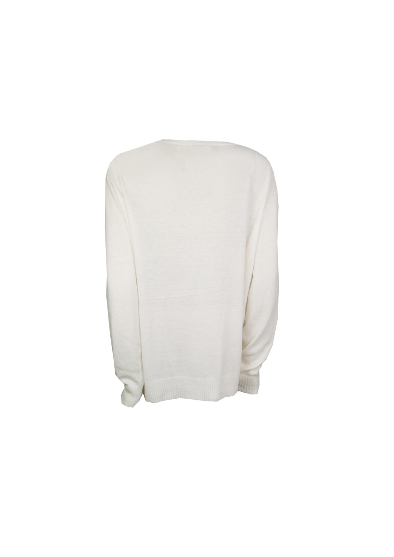 Wildfox Love Potion Jumper - Cream main image
