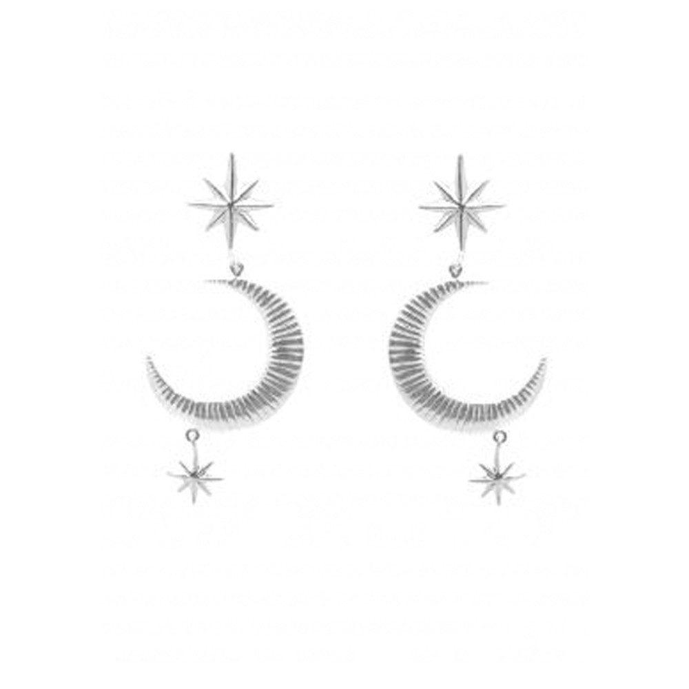 Marlowe Earrings - Silver