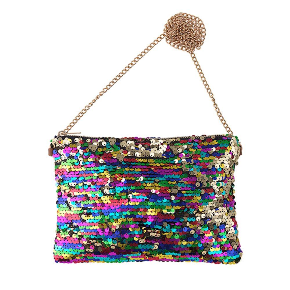 Divine Sequin Bag - Multi
