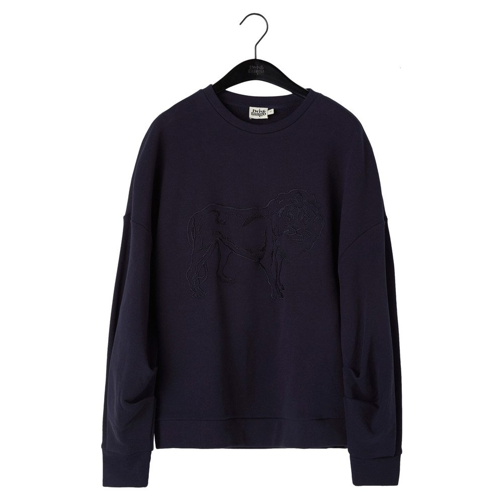 Margot Sweater - Navy