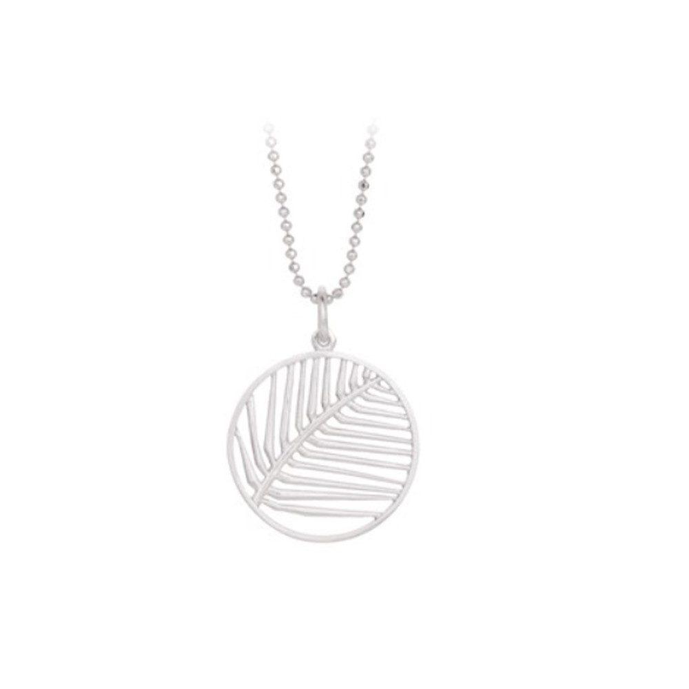 Escape Necklace - Silver