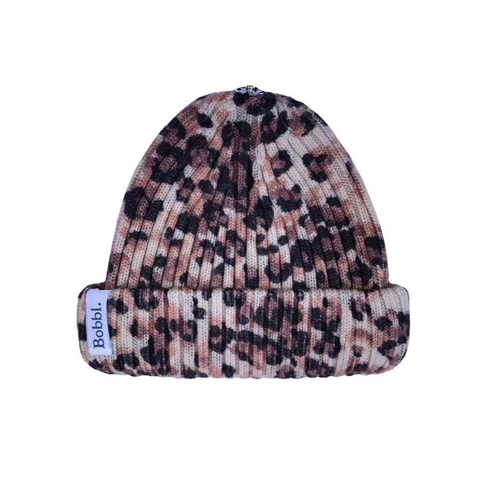 Printed Classic Hat - Little Leopard