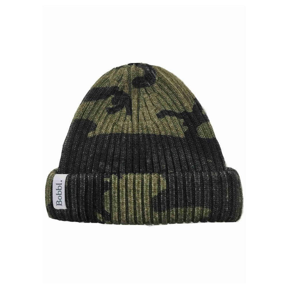 Printed Classic Hat - Green Camo
