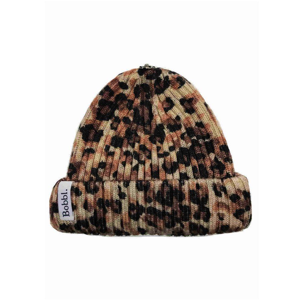 Printed Classic Hat - Leopard