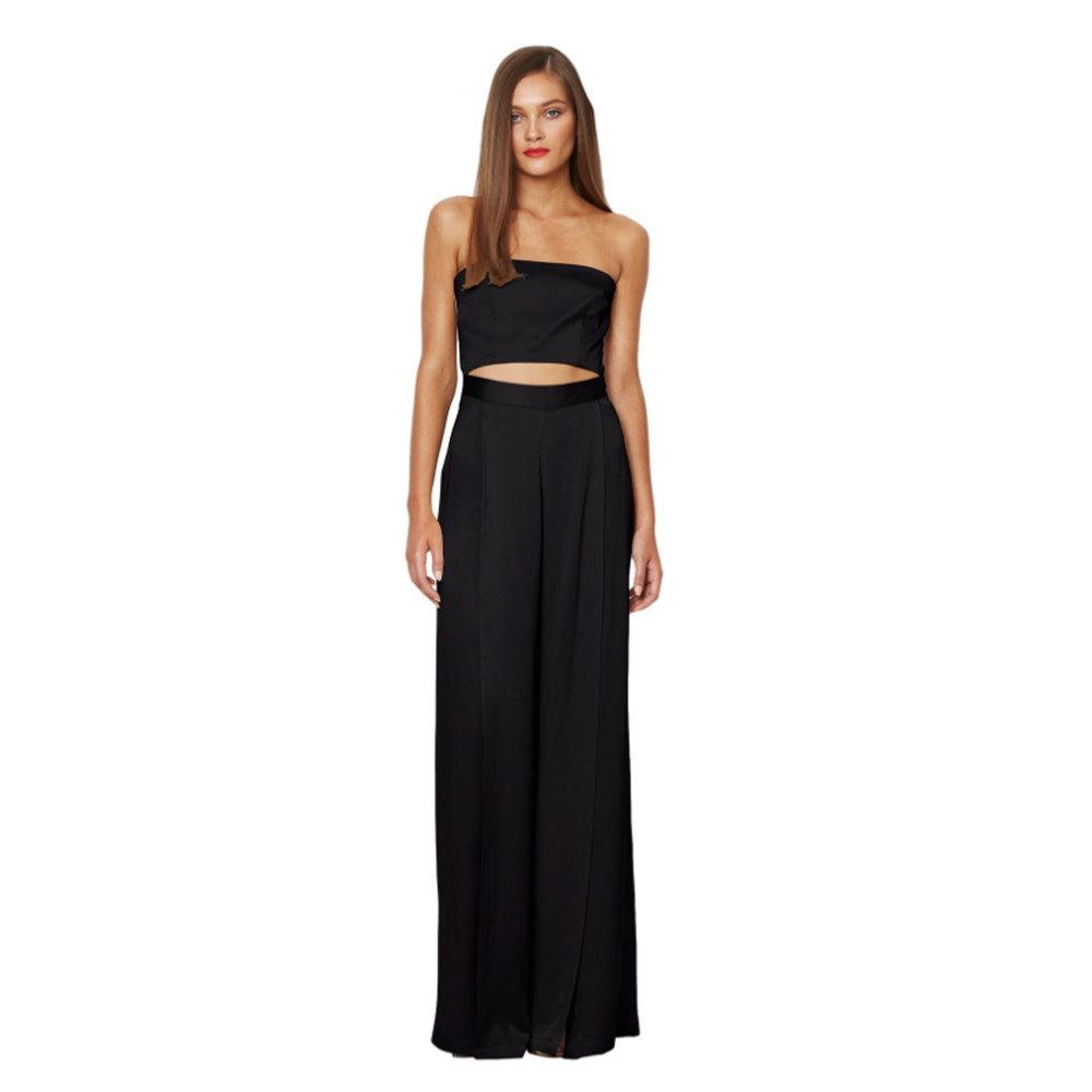 Grande Amour Jumpsuit - Black