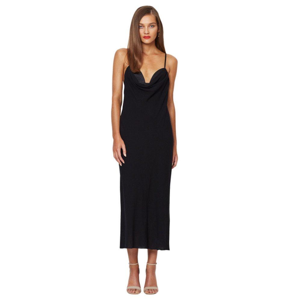 Grande Amour Dress - Black