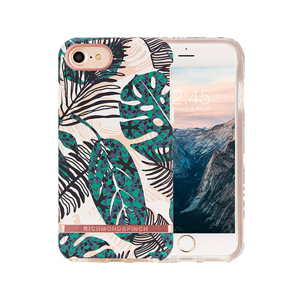 Standard iPhone 6/7/8 Case - Tropical Leaves