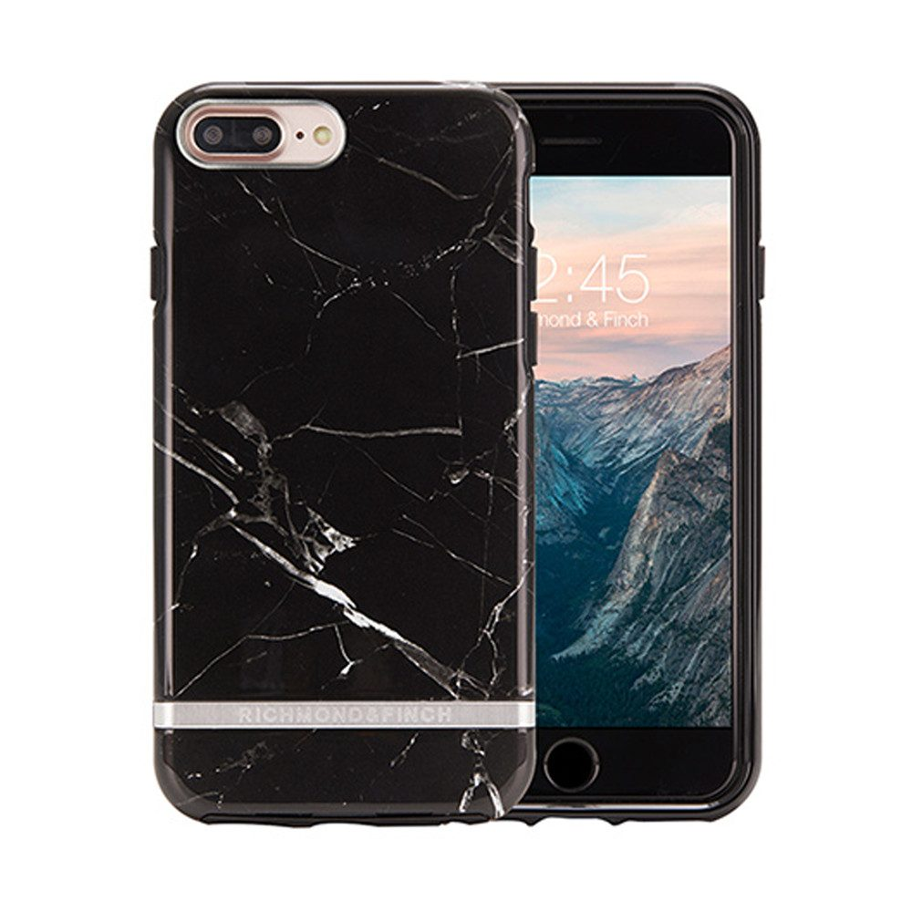 iPhone 6/7/8 Plus Case - Black Marble