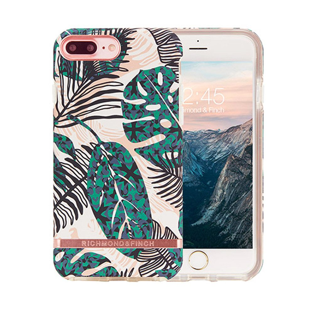 iPhone 6/7/8 Plus Case - Tropical Leaves