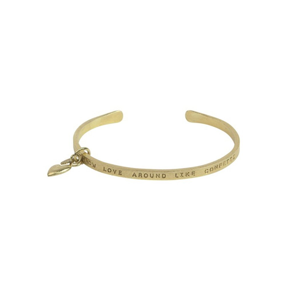 Pure Love Bracelet - Gold