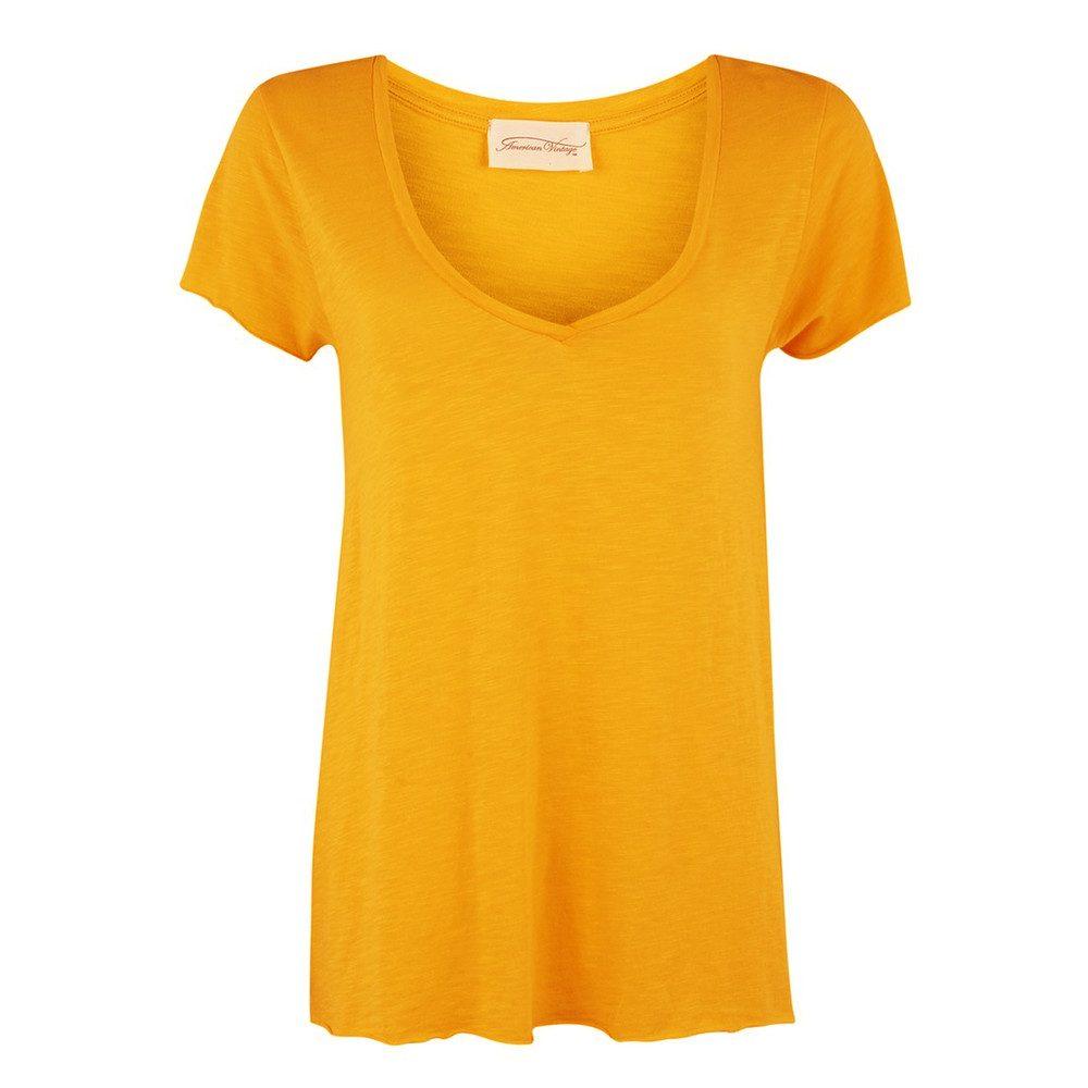 Jacksonville Short Sleeve Tee - Sunflower