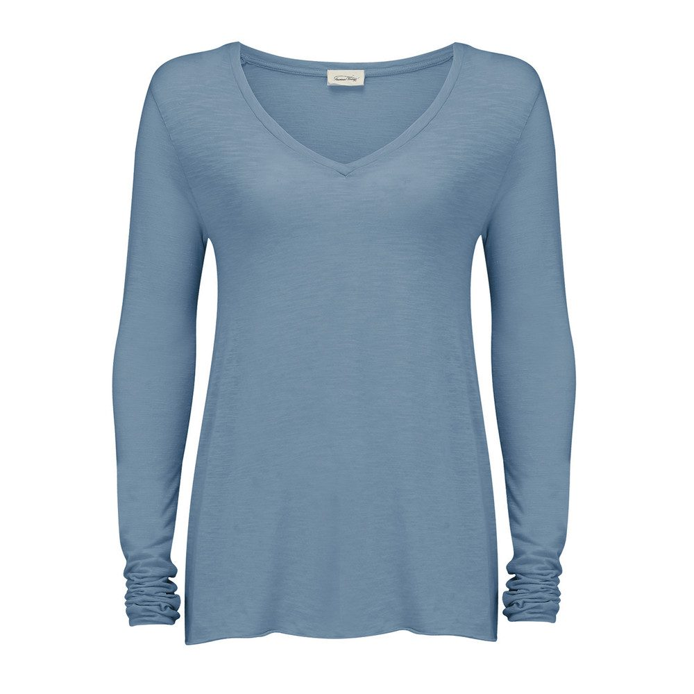 Jacksonville Long Sleeve T-Shirt - Sky Blue