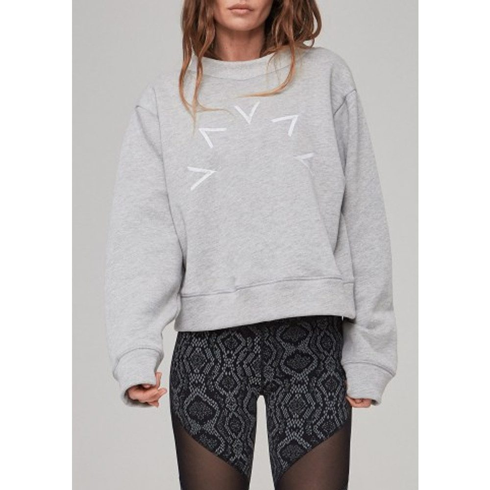 Knoll Sweatshirt - Grey Melange