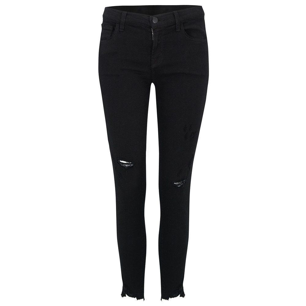 Mid Rise Capri Skinny Jeans - OVEREXPOSURE
