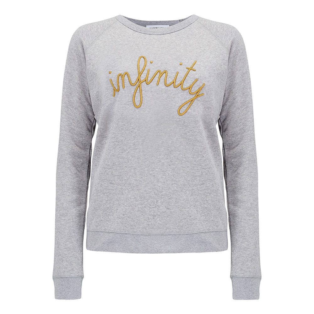Infinity Sweater - Heather Grey