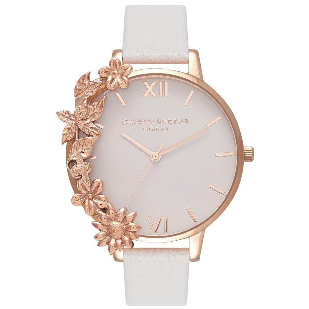 Case Cuff Watch - Blush & Rose Gold