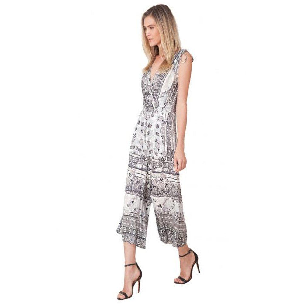 Palba Jersey Jumpsuit - Grey