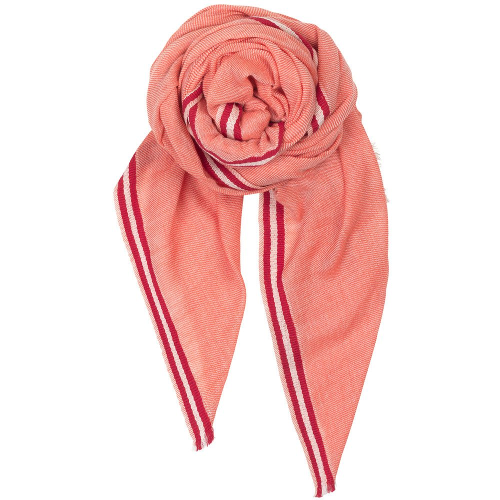 Eamon Scarf - Hot Coral