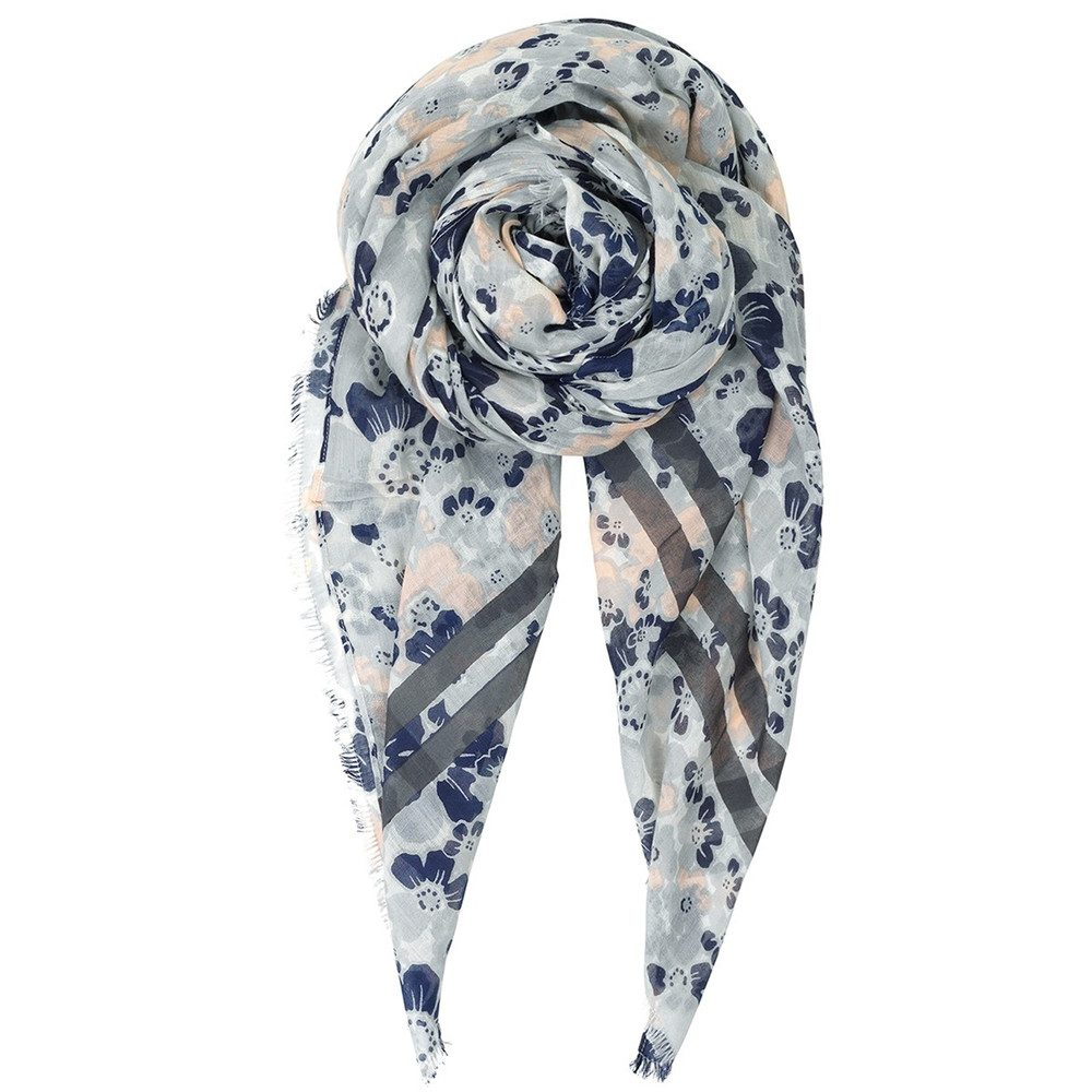 Primula Cotton Scarf - Morning Glory