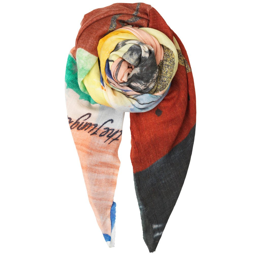 Rium Wool Scarf - Multi