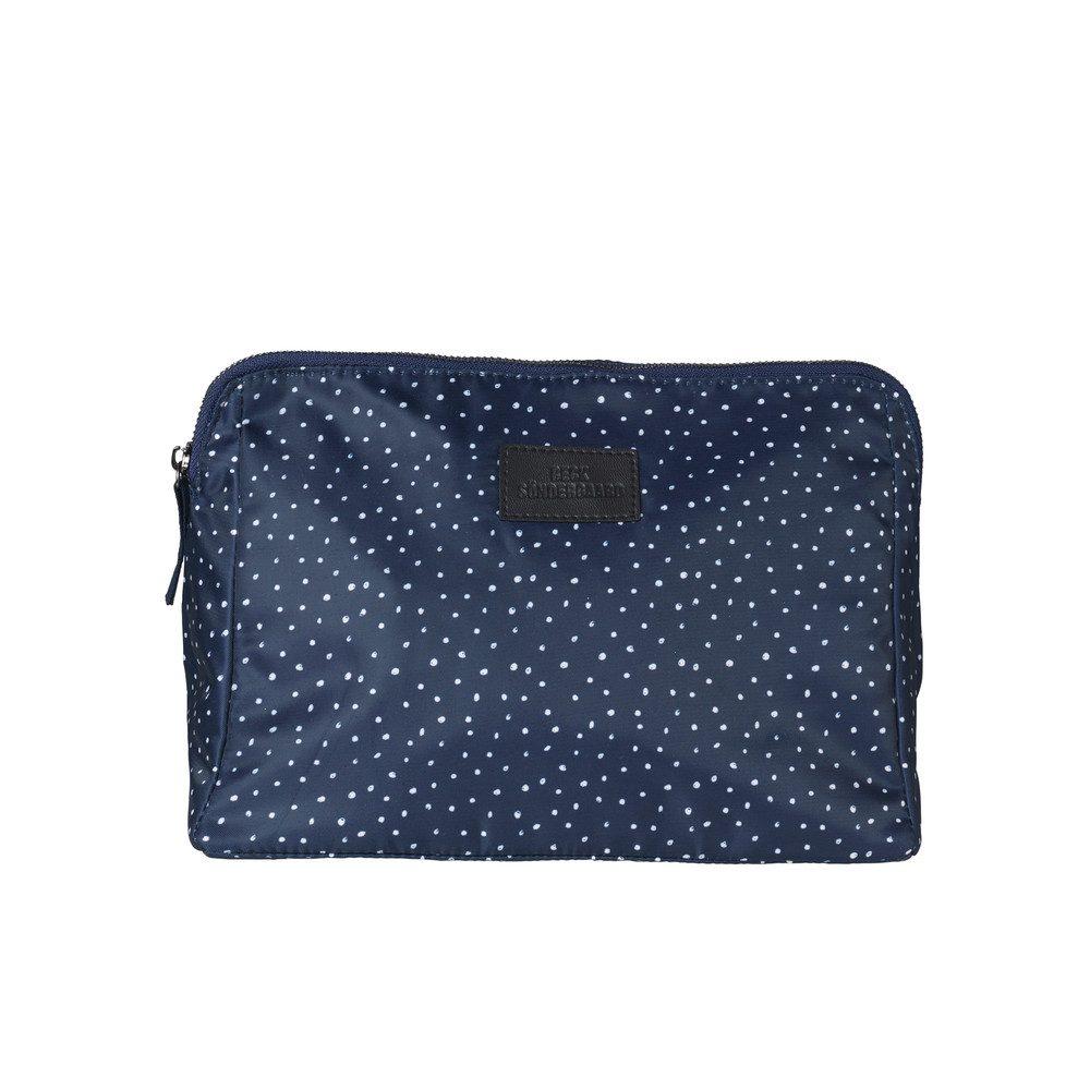 Louella Dotti Beauty Bag - Blue Nights