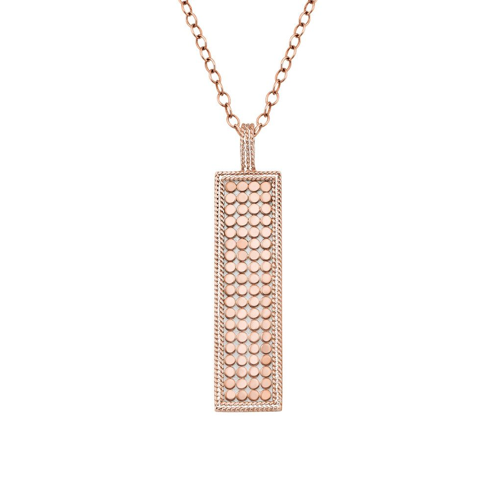 Limited Edition Reversible Necklace - Rose Gold