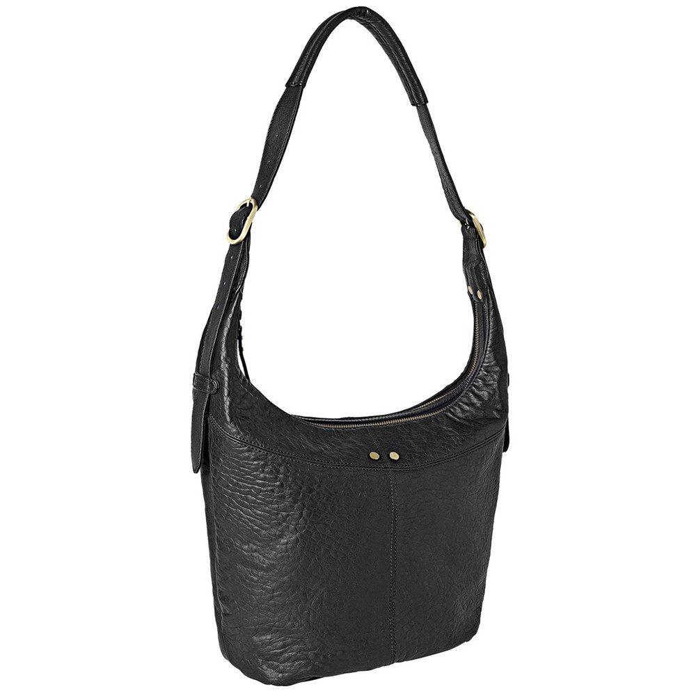 Eden Leather Bag - Black