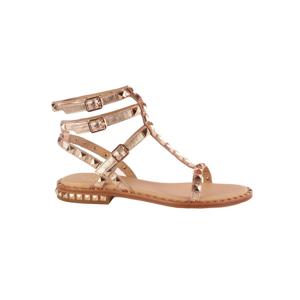 Poison Studded Sandals - Rame