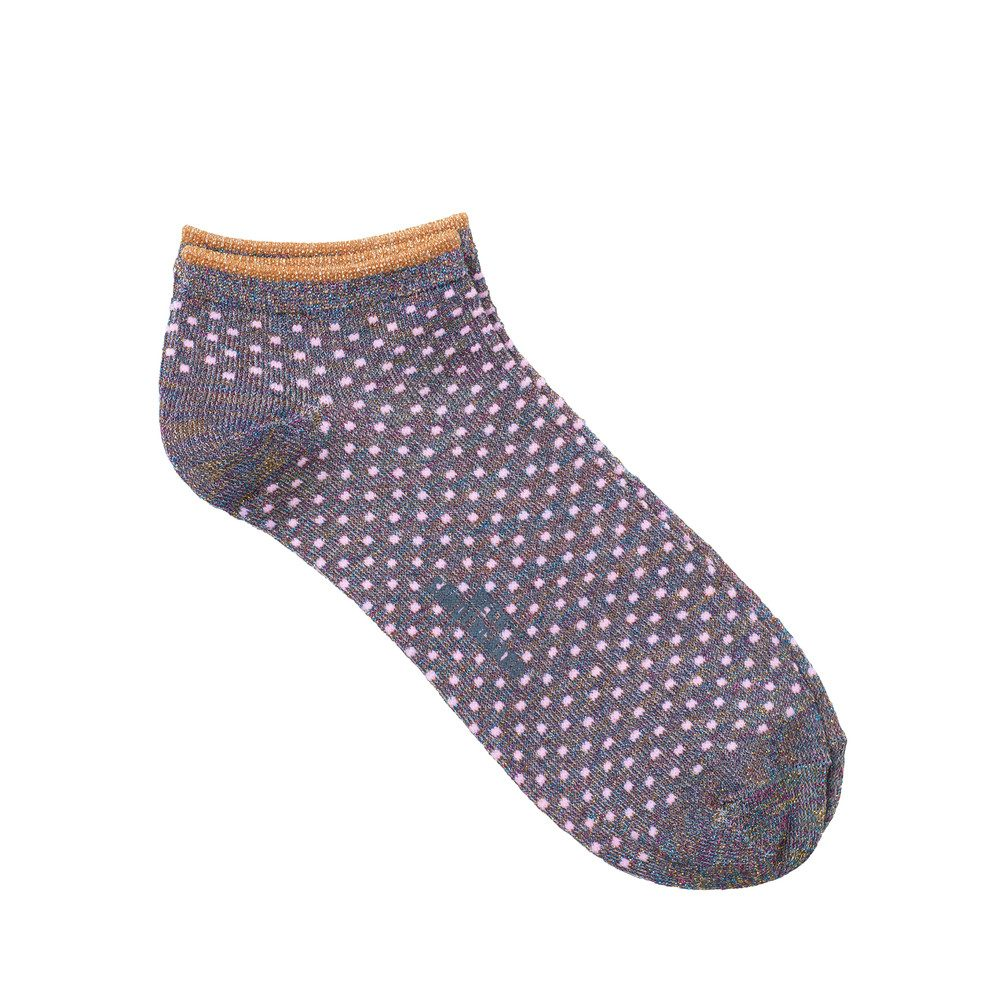 Dollie Dot Socks - Morning Glory