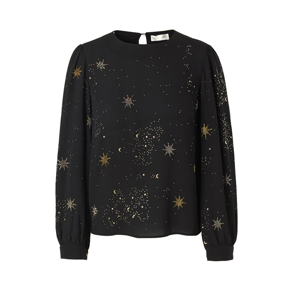Gemini Embellished Top - Stars