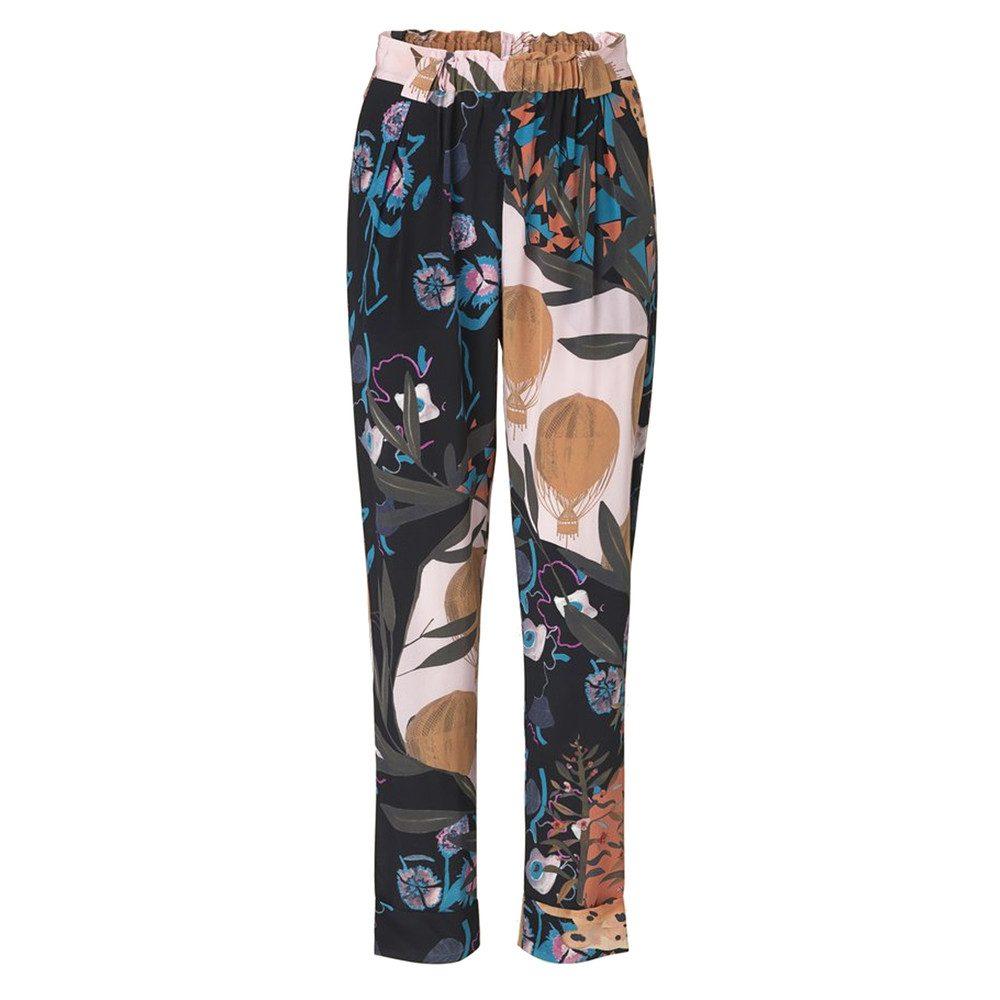 Rays Silk Trousers - Goya