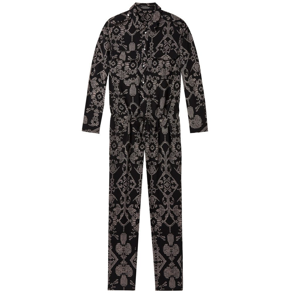 Printed All In One Jumpsuit - Combo B