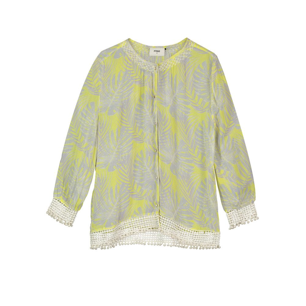 Starla Blouse - Jungle