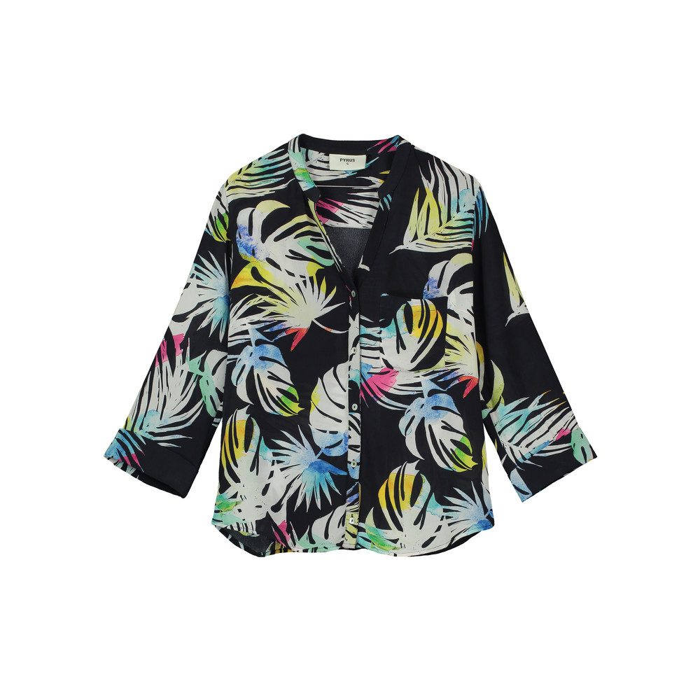 Hive Blouse - Water Floral