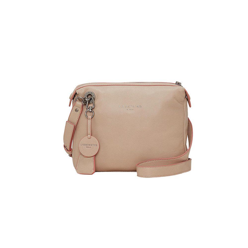 Arielle Leather Bag - Powder Blossom