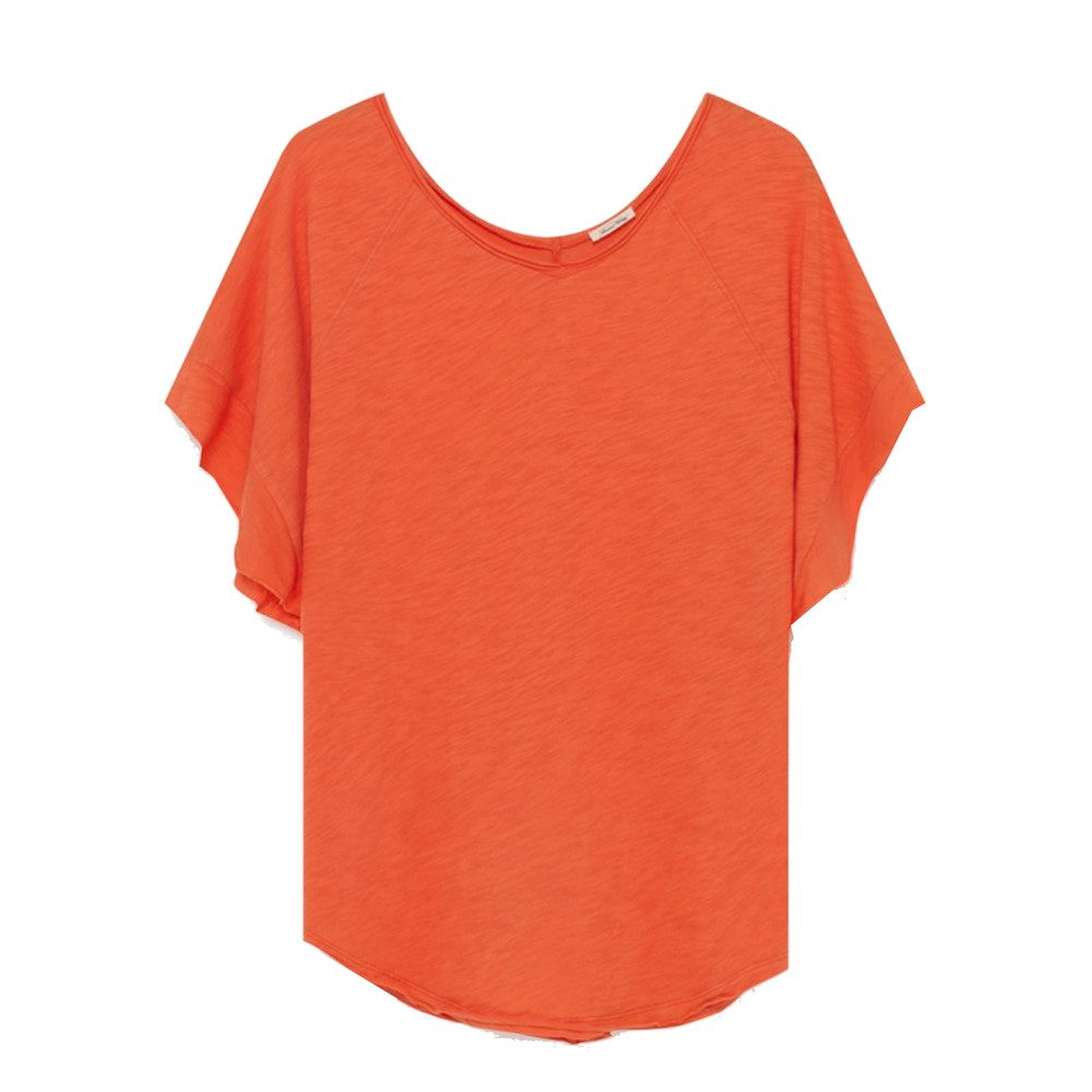 Pimslion Short Sleeve Tee - Pumpkin